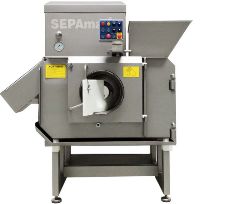 sepamatic1800 Machine